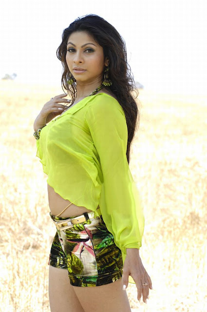 Tanisha Mukharjee photo-shoot