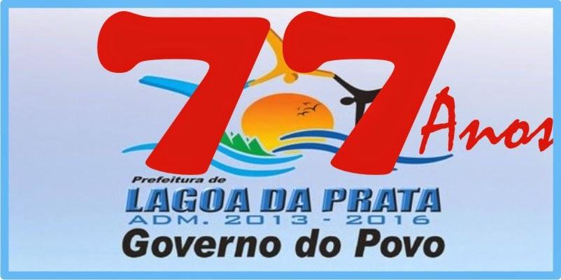 Lagoa 77 Anos de Emancipação Politico-Administrativa do Município