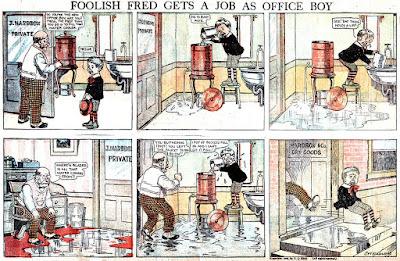 Foolish Fred