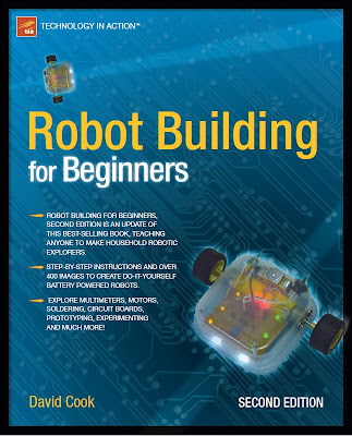 Robot Building for Beginners (Technology in Action) - 1001 Ebook - Free Ebook Download