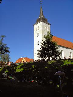 Eglise Saint Jean viljandi