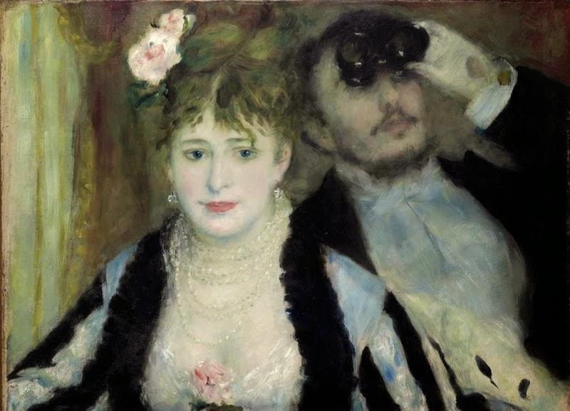 Histoire De L Art Renoir Le Peintre Du Bonheur