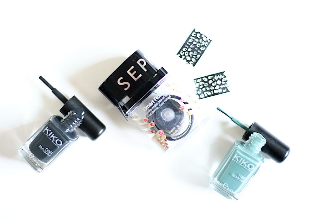 nail art avec le smart roller de sephora c 39 est facile. Black Bedroom Furniture Sets. Home Design Ideas
