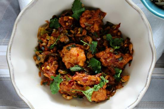 Best of Wardah: Ginger Chilli Chicken