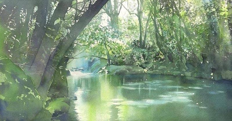 """Résultat de recherche d'images pour """"kanta harusaki watercolor"""""""