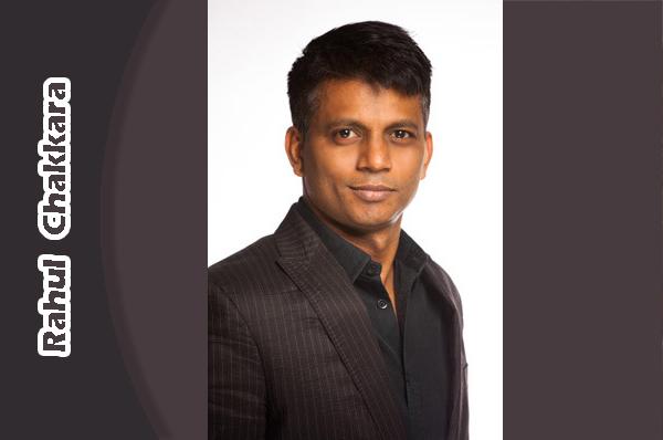 NOTICIAS DE CRUCEROS - El grupo Costa nombra a Rahul Chakkara nuevo Chief Digital Officer
