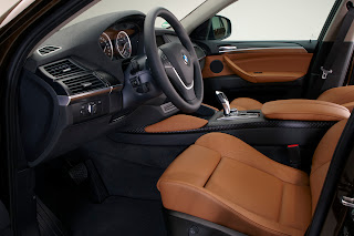 2013 new BMW X6 facelift interior cockpit source original photo