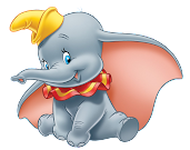 #8 Dumbo Wallpaper