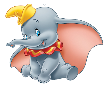 #8 Dumbo Wallpaper