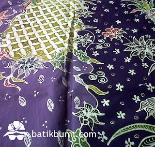 batik tulis solo