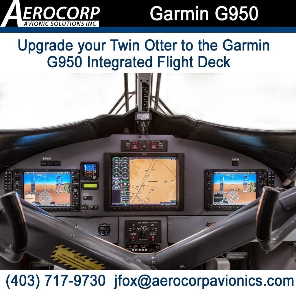 Garmin G950 Flight Deck Upgrade
