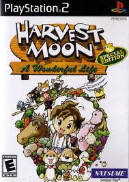 Harvest Moon: A Wonderful Life  PS2
