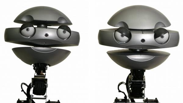 EMYS robot yang boleh menunjukkan emosi