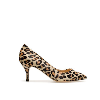 Natural leather court shoe 2013