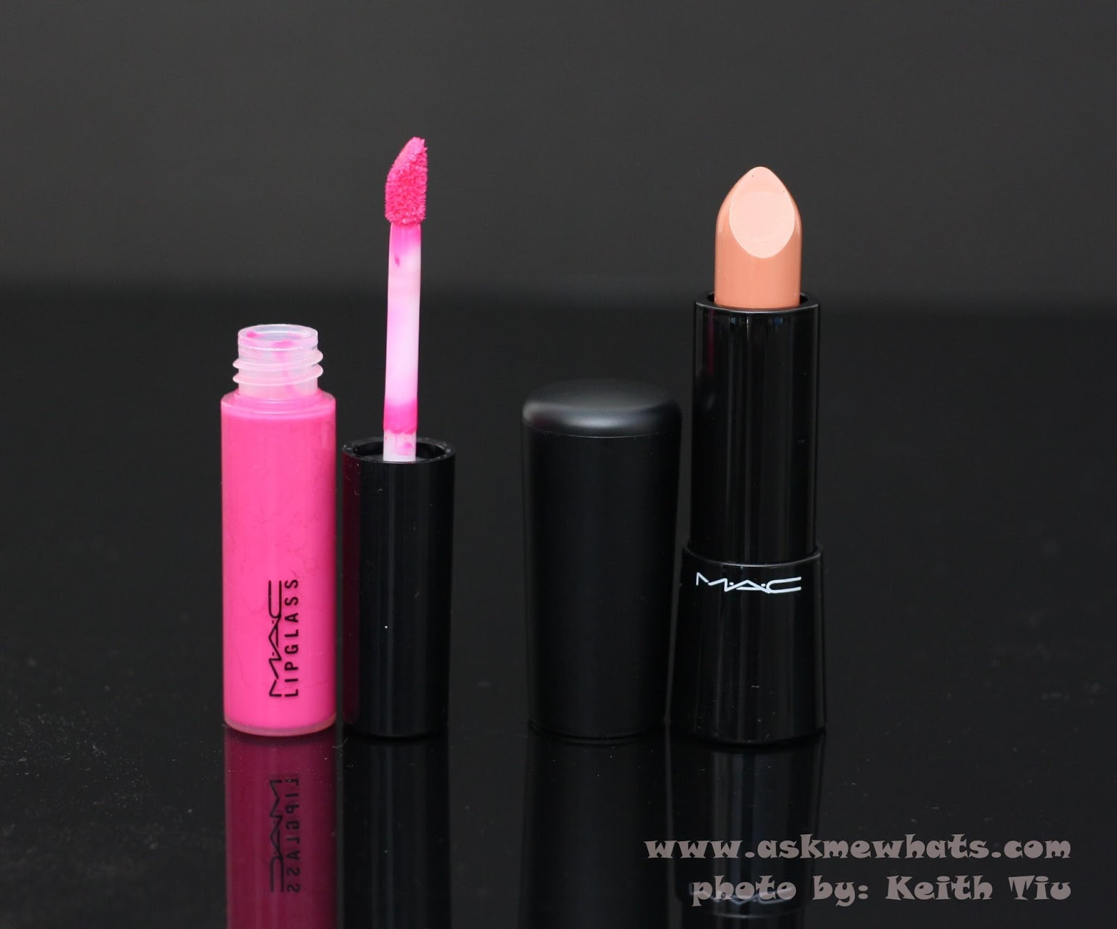 A photo on how to create Korean Gradient Lips/Just Bitten Lips