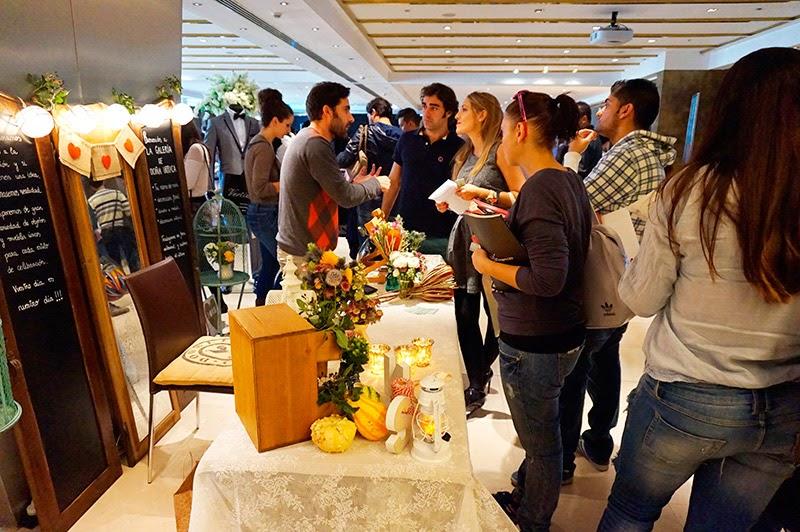 la galeria de doña urraca ganadora mi boda rocks experience madrid 2014