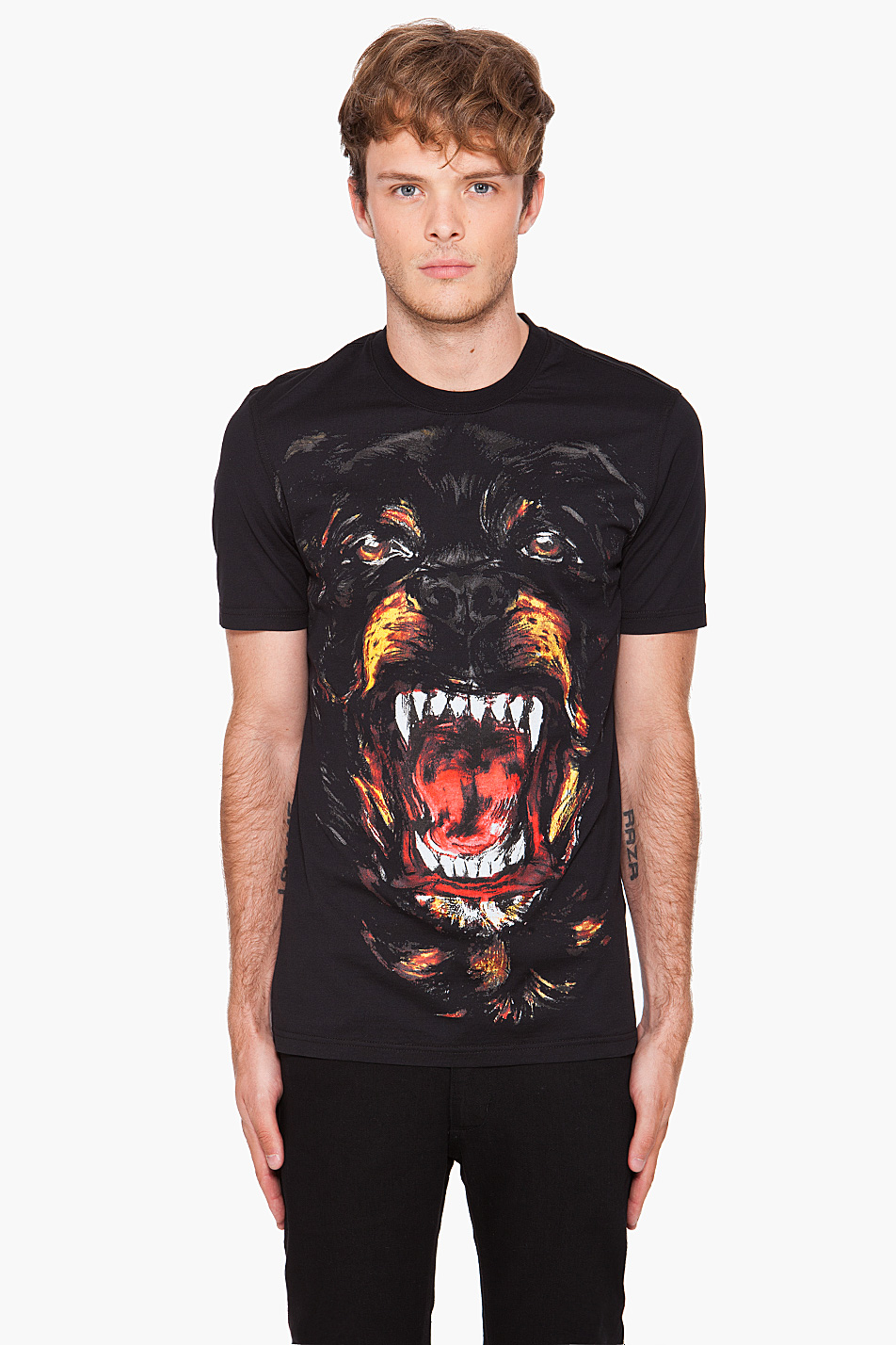 style in town givenchy rottweiler t shirt