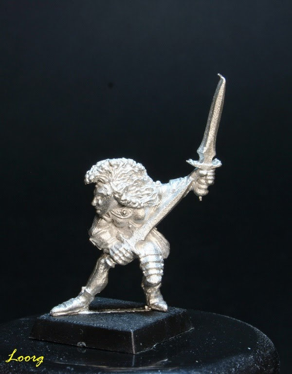 Bailarín elfo silvano Sword 1 de referencia 074237/28