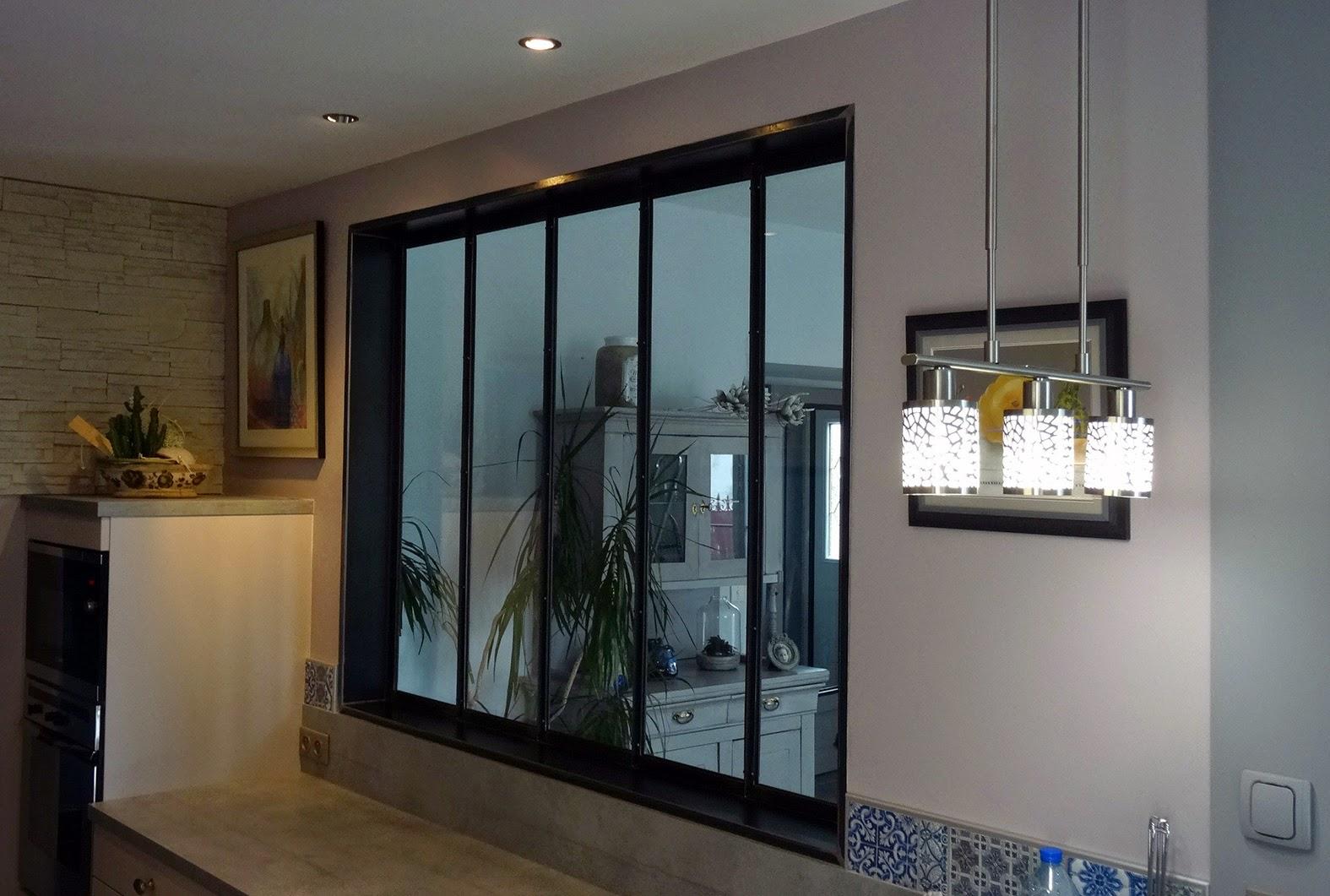 fenetre style atelier la porte duintrieur style verrire atelier with fenetre style atelier. Black Bedroom Furniture Sets. Home Design Ideas
