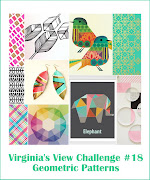 September Challenge: Geometric Patterns
