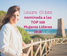 Nominada a las TOP 100 Mujeres Líderes
