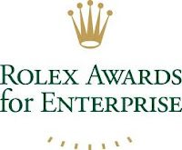 Premios Rolex a la iniciativa 2012