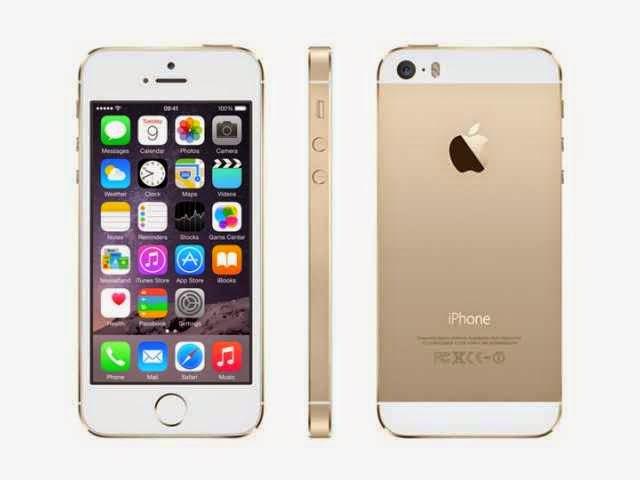 Ny iPhone 5s