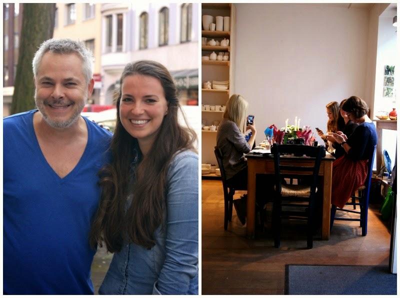 Max Ohagen, Hannah Mädlow und die Blogger