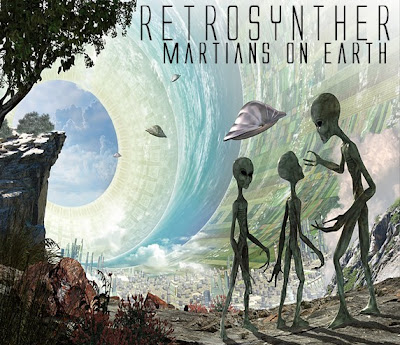 RetroSynther - Martians On Earth