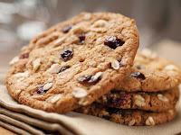 Resep Cookies Oatmeal Renyah Sehat Untuk Diet Praktis