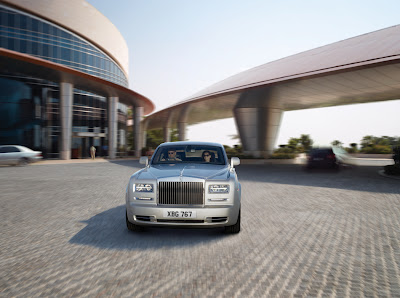 Happy Birthday Rolls Royce Phantom: Ten Years Old Now