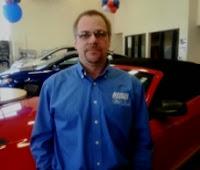Heiser Ford Lincoln's Service Manager: Myles Spiegel.