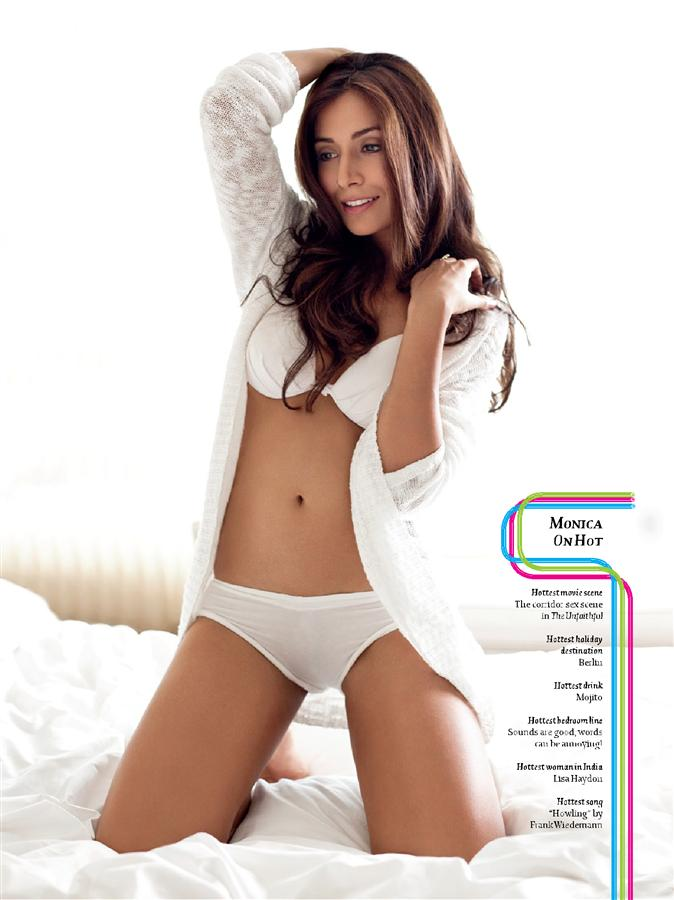 monica dogra   maxim cover girl march 2013 entertainment