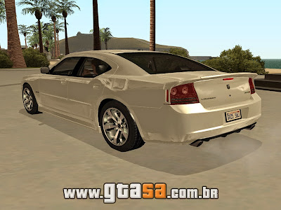 Dodge Charger SRT8 2006 para GTA San Andreas