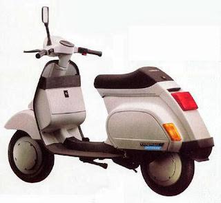 Vespa50cc N