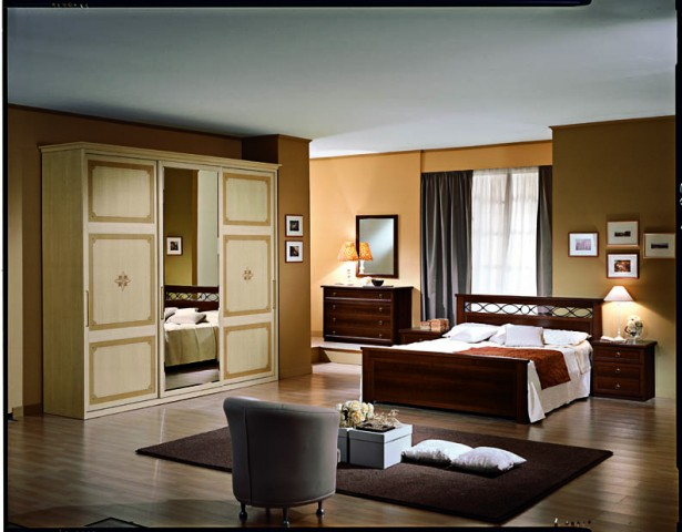 Come arredare casa camere da letto le fablier for Semplici piani casa 4 camere da letto