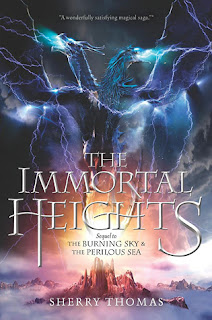 Review: The Immortal Heights by Sherry Thomas