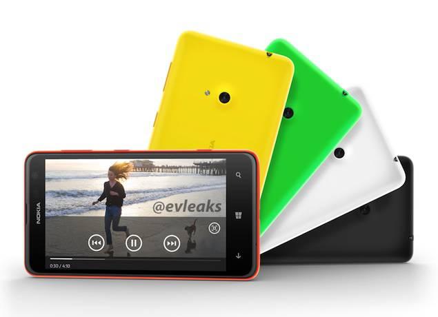 Netzoone Smartphone Nokia Lumia 625 Resmi Dirilis, Nokia Lumia 625 Dibanderol Rp. 2,9 Juta?