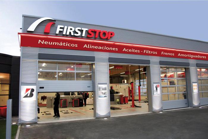 Firs Stop - ¡Sabes de talleres!