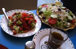 Kebab Shack Greek Salad