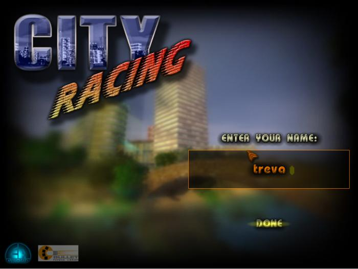 City racing Fully Full version PC Game