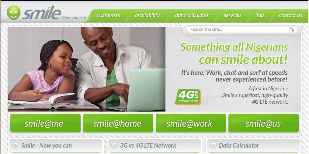 smile internet lagos nigeria