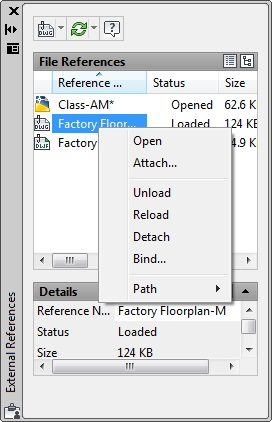 2d For Autocad 2013 Open Reference File Xref