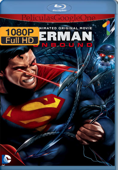 Superman desatado (2013) BRRip [1080p] [Latino-Castellano] [GoogleDirve]