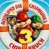 """Alvin e os Esquilos 3""-Trailer completo"