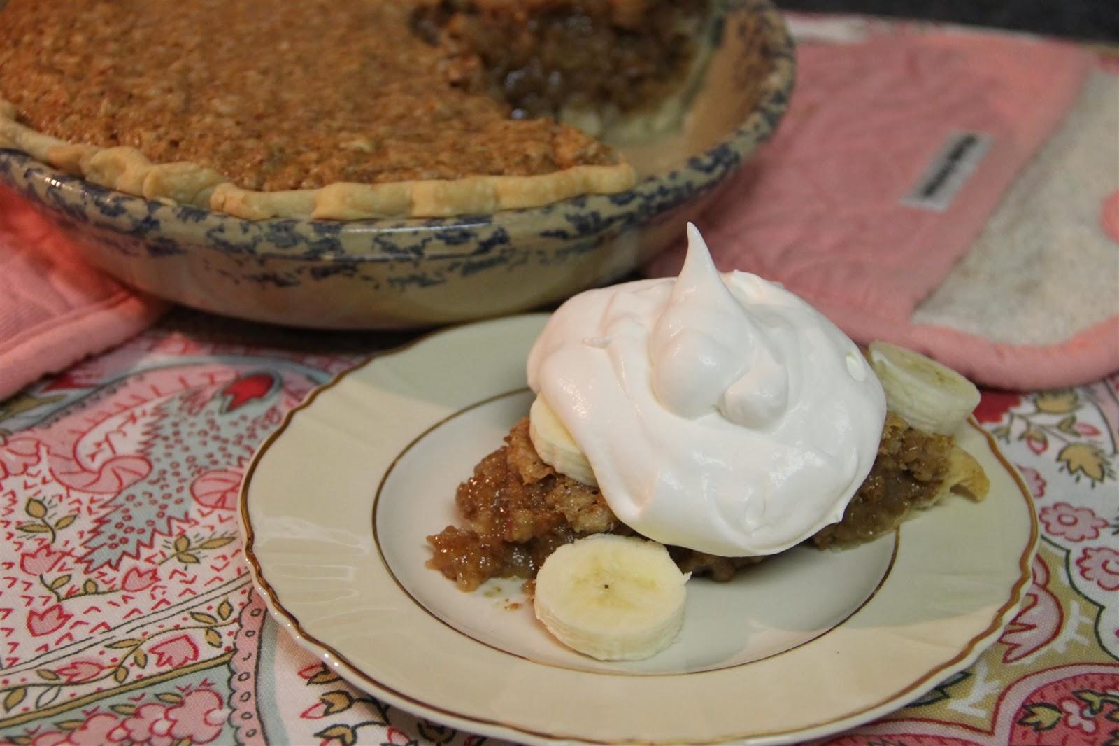 Mother rabbit sawdust pie for thanksgiving