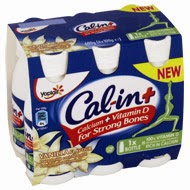 Cal-in Vanilla drink pack