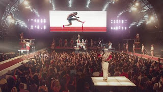 Mark Ronson Coca-Cola Move to the Beat of London 2012 Olympic Games
