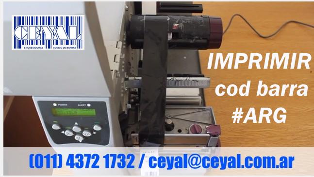 Servicios de impresión textil y equipamiento Envios Argentina