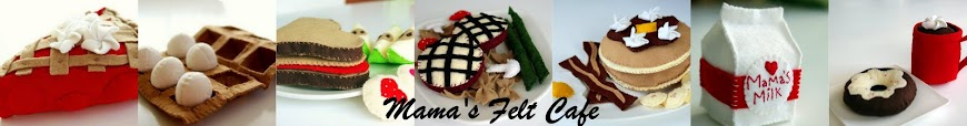 Mama&#39;s Felt Cafe